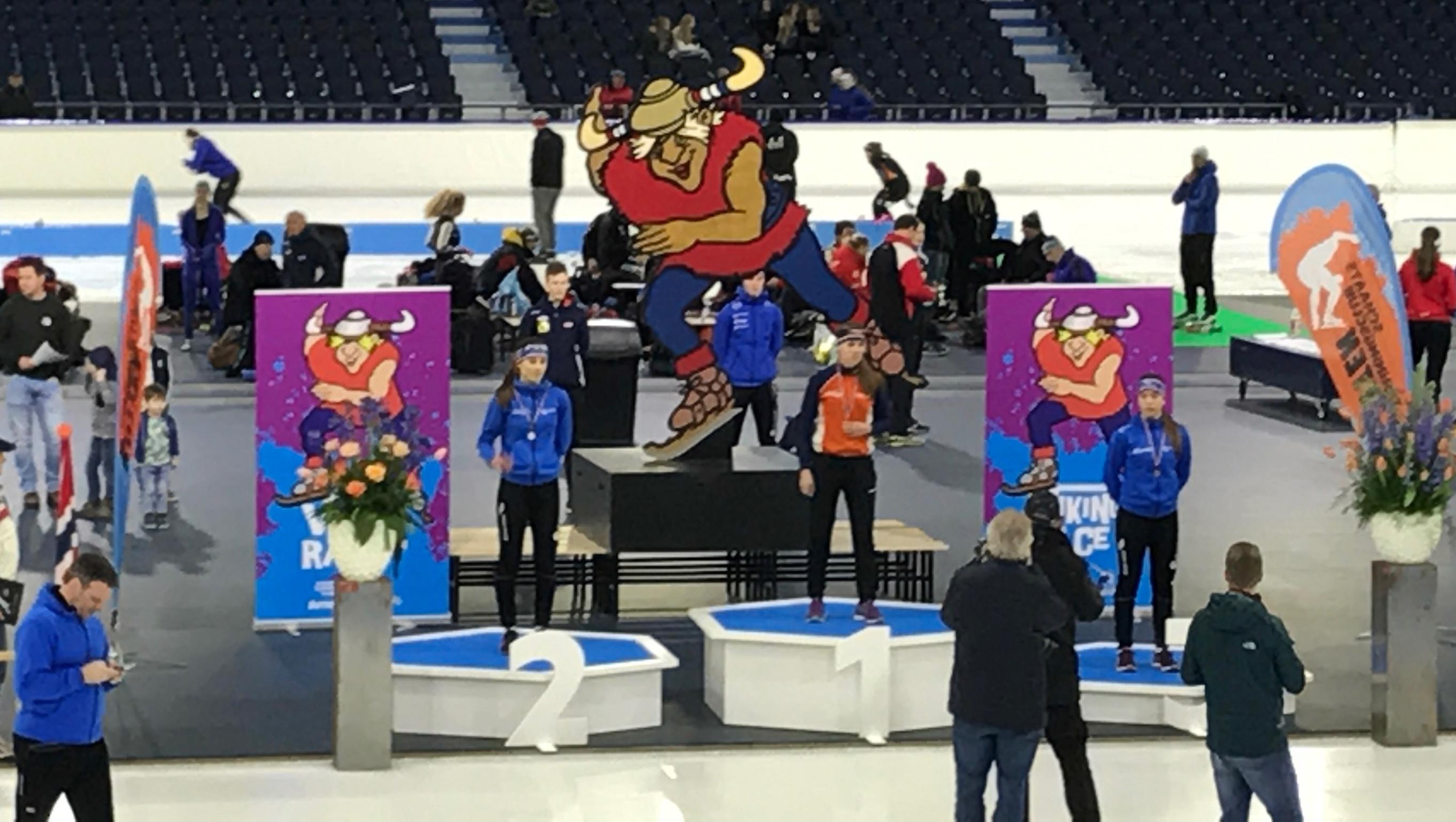 Maud Lugters wint overtuigend Vikingrace 2017
