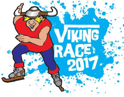 Maud Lugters 1e in virtueel klassement Vikingrace 2017