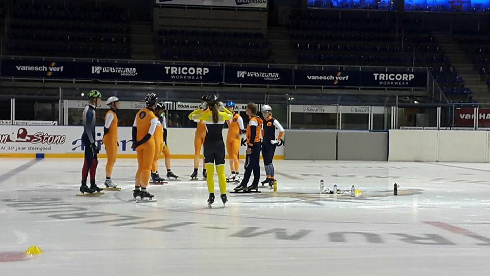 Sponsor een talent en doe mee met de schaatsclinic!
